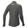 inov-8 Train Elite Mid LS Zip Shirt Men dark grey